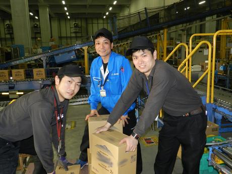 【正社員】未経験からはじめられる、倉庫内物流作業の運用管理全般のお仕事です。